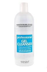 Средство для снятия дисперсионного слоя Gel Cleanser Jerden PROFF, 500 мл