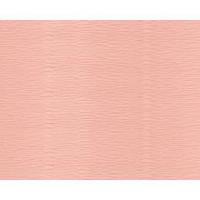 Бумага гофрированая (крепированая) 180 г/м2, (ДхШ) 250см.х50см. Италия, бледноперсиковый 548