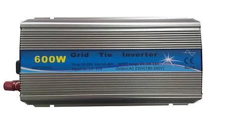 Сетевой инвертор Altek On-Grid AWV-500W, фото 2