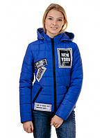 Куртка демисезонная для подростков 827-3