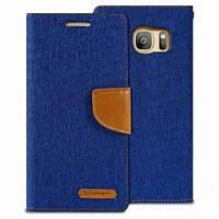 Чехол книжка iPhone SE 5 5s Goospery Fancy с карманами