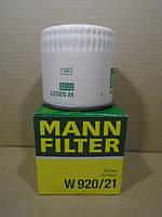 Фильтр масляный ВАЗ 2101-2107 высокий Mann
