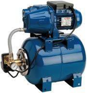 Автоматическая насосная станция Speroni с гидроаккумулятором CAM 40/22hl 220 В