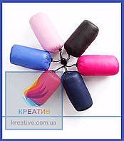 Пледы флисовые цветные в чехлах из болони под заказ (от 50 шт.), фото 1