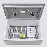 """Инкубатор для яиц """"Цыпа"""" ИБ -100 (пластиковый корпус) с механическим переворотом (аналоговый терморегулятор)"""