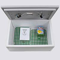 """Инкубатор для яиц """"Цыпа"""" ИБ-100 (пластиковый корпус) с ручным переворотом (цифровой терморегулятор)"""