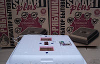 Инкубатор для яиц Рябушка Smart Plus-150 с механическим или автоматическим переворотом оптом и в розницу
