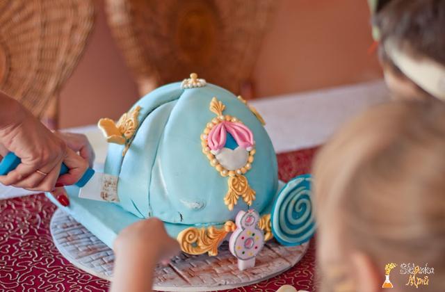 Картинка детский торт на день рождение