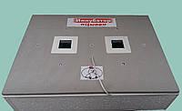 """Инкубатор для яиц """"Цыпа"""" ИБ-140 (пластиковый корпус) с ручным переворотом (цифровой терморегулятор)"""