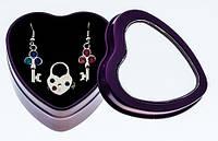 BRILIANTINA Комплект Duo (кольцо + серёжки) (51111)