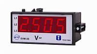 Программируемый вольтметр переменного тока ENTES EVM-3C-48