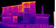 Тепловизионное обследование  промышленных помещений, площадью до 1000 м2