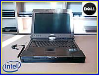 """Бронированный сенсорный ноутбук-трансформер DELL LATITUDE XT2 XFR /RAM 5GB/HDD 160GB/12"""""""
