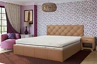 Кровать Лира с мягким изголовьем