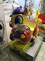 Аттракцион детская качалка ЗайЧик-Побегайчик В НАЛИЧИИ!, фото 1
