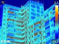 Тепловизионное обследование  промышленных помещений, площадью 1000-5000 м2