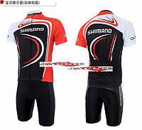 Велоформа Shimano  2011 bib, фото 1
