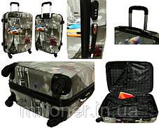 Чемодан сумка RGL набор 3 штуки бабочка, фото 3