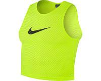 Манишка Nike Training Bib Желтый, S/M (140/152 см)