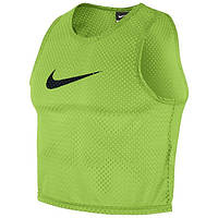 Манишка Nike Training Bib Зеленый, S/M (140/152 см)