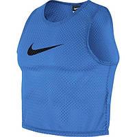 Манишка Nike Training Bib Синий, L/XL (175/188 см)