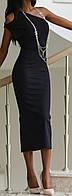 """ПП Украина Нарядное и стильное платье-футляр  """"Делли"""", платье 48 размера"""