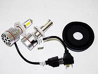 Светодиодные лампочки H4 LED 33W 12V, фото 1