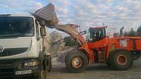 Транспортні послуги: доставка сипучих вантажів