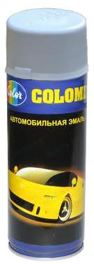 498 Лазурно синяя  Аэрозоль Colomix металлик 400мл