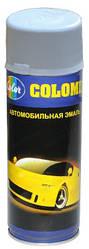635 Черный шоколад  Аэрозоль Colomix металлик 400мл