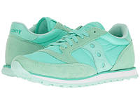 Кроссовки женские Saucony Originals Jazz Low Pro - Mint, фото 1