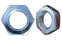 Гайка шестигранная низкая М24 ГОСТ 5916-70, DIN 439