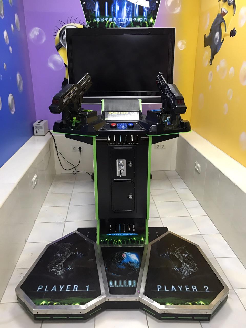 автоматы продажа игровые симуляторы