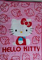 Плед детский 110*140 Hello Kitty
