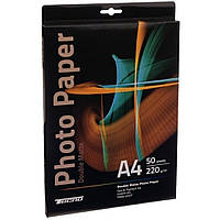 Папір Tecno A4 220g 50 p. Doubl Matte, Premium Photo Paper CB (PMD 220 A4 CP)