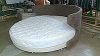 Круглая кровать Армани