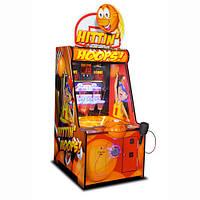 Игровой развлекательный автомат-колотушка Баскетбол, фото 1