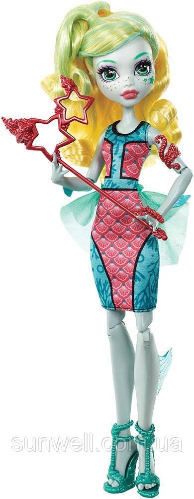 Кукла Лагуна Блю Танец без страха  Мonster High Dance The Fright Away Lagoona Blue Doll