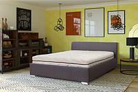 Кровать Ромо с мягким изголовьем и подъемным механизмом