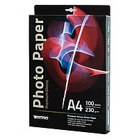 Папір Tecno A4 230g 100 pack Glossy, Premium Photo Paper CB (PG 230 A4 CP)