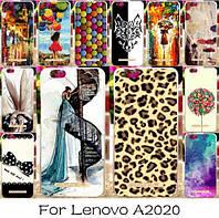 Чехол для Lenovo Vibe C A2020 с картинкой