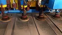 Автоматический станок для полировки гранита