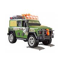 """Функциональный автомобиль Dickie Toys """"Патрульный внедорожник"""" со светом и звуком, 34 см (3308366)"""