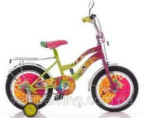 Детский велосипед Mustang Winx (Феи) 20 дюймов (2017) W1