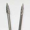 """Борфреза, тип """"G"""", Заостренная парабола,  6х13х3 мм"""