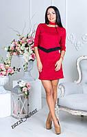 Женское стильное платье OS-421
