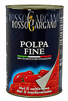 Rosso Gargano (Futuragri) Polpa fine - Томат молотый, 4.050 kg, фото 1