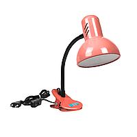 """Настольная лампа на прищепке """"Абрикос"""""""