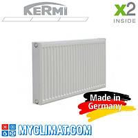 Стальные радиаторы Kermi Therm X2 Profil FKO 22 тип 500x800 (1544 Вт)
