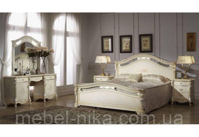 Ліжко CF-8683 (БІЛА) 1800*2000